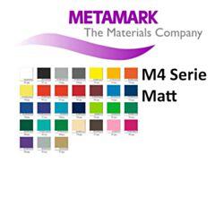Metamark stickerfolie M4 serie Matt