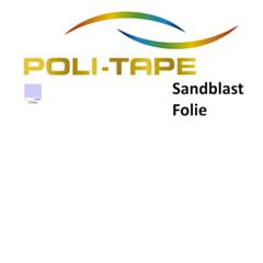 Sandblastfolie