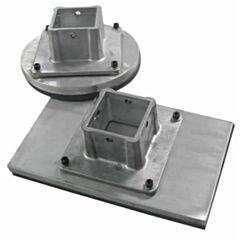 Verwisselbare platen Stahls