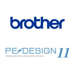 Brother PE Design borduursoftware