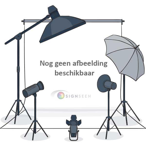 Stickerfolie fluor