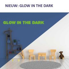 Zelfklevende Glow in the dark folie Calortrans