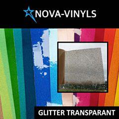 Nova-Vinyl Transparant Glitter