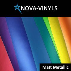 Nova-Vinyl Metallic mat