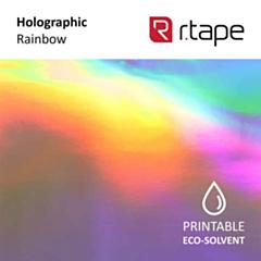 R-Tape Holografische stickerfolie Rainbow