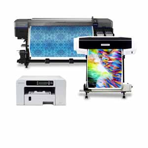 Assortiment Sublimatieprinters