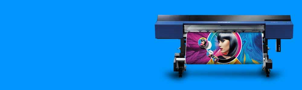 Roland eco-solvent print en cut oplossingen